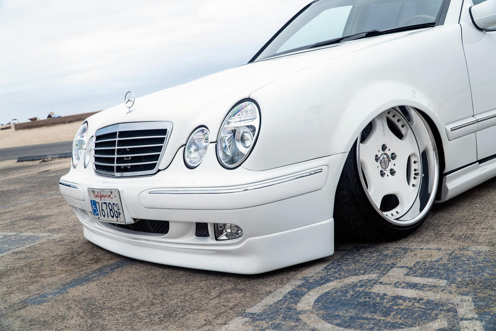 bagged amg swap benz