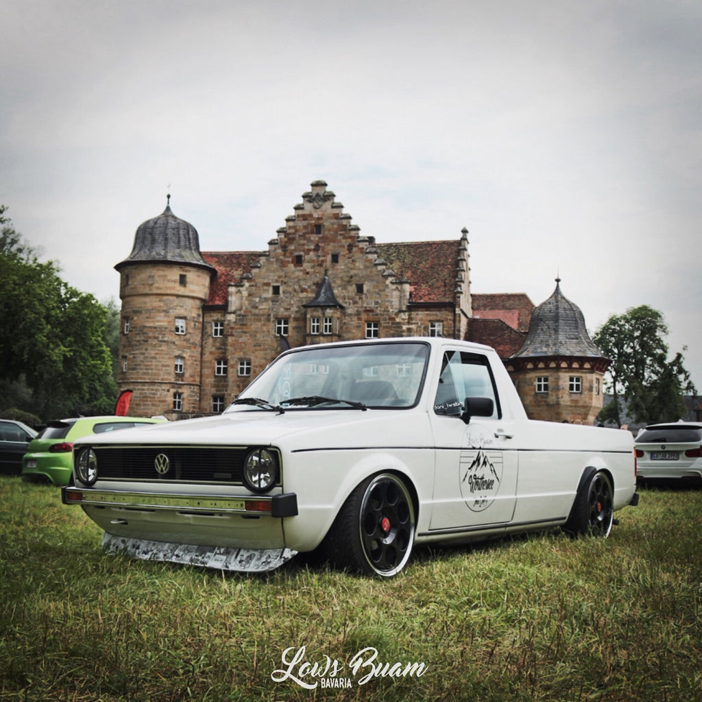 vw mk1 caddy rabbit pickup