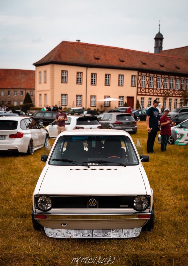 vw mk1 caddy germany single rounds