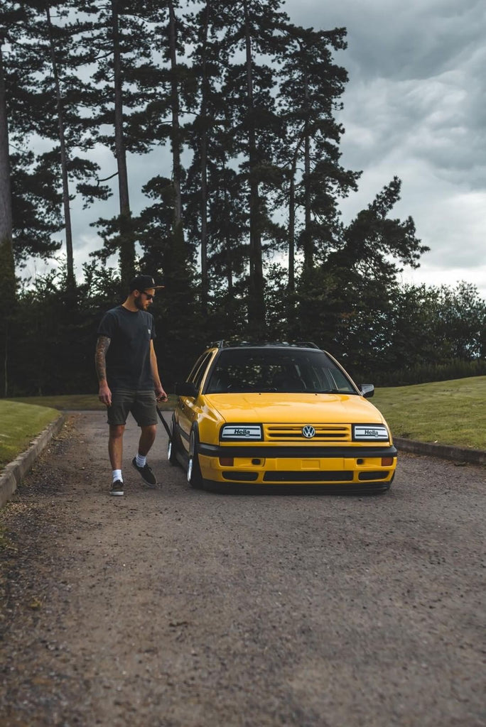 mk3 golf jetta estate stance