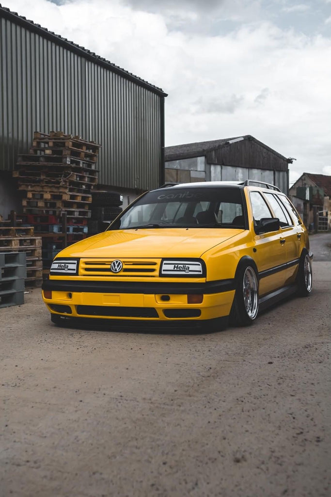 vw golf variant uk stance