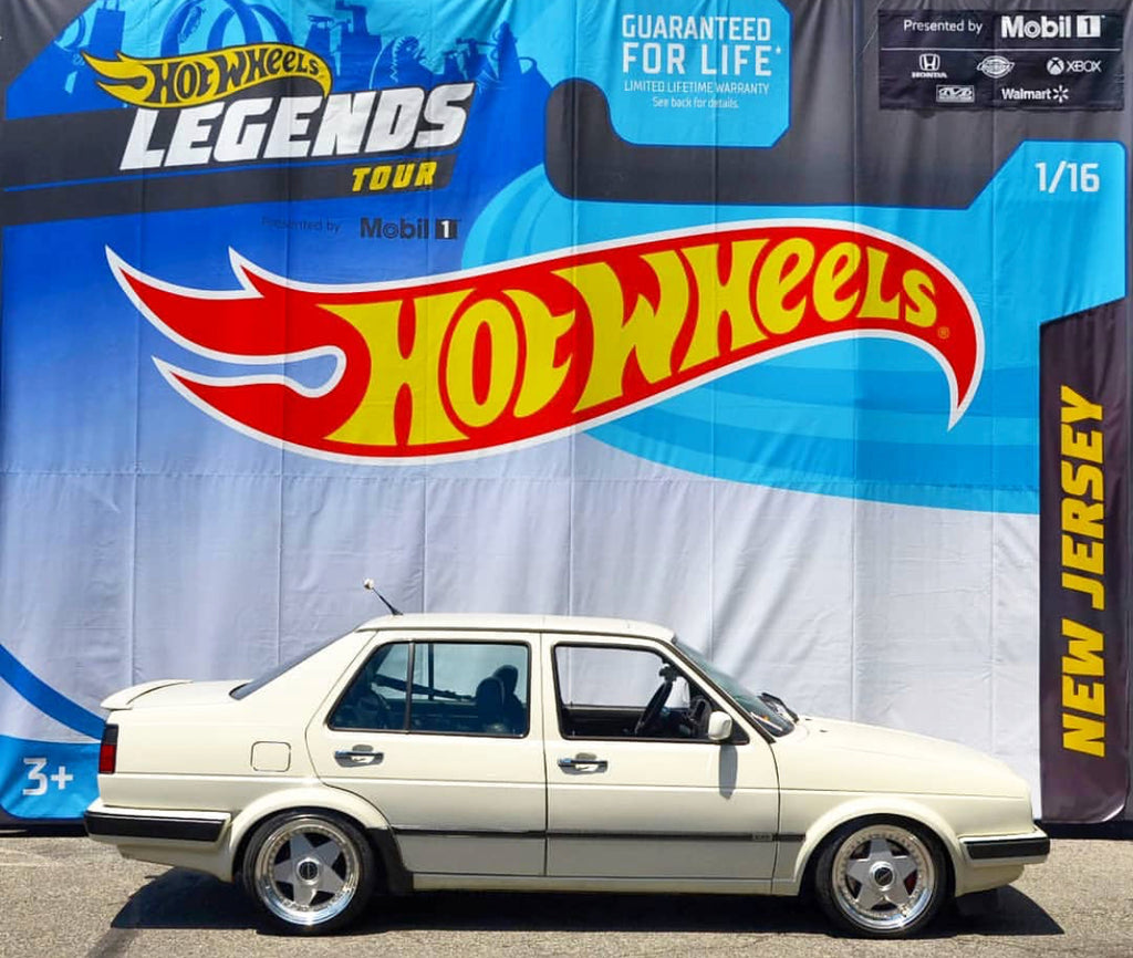 hot wheels mk2 jetta