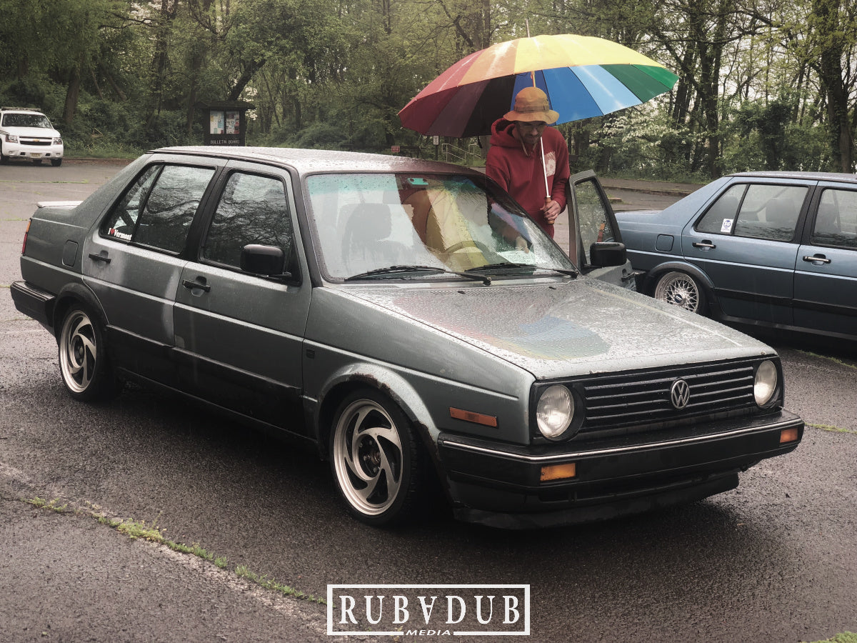 single euro round lights mk2 jetta