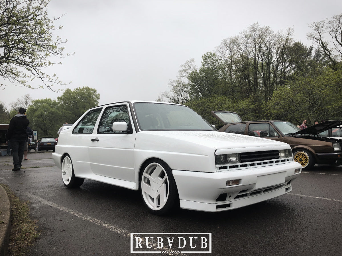 white rallye jetta vrt ccoupe performance vw tuning