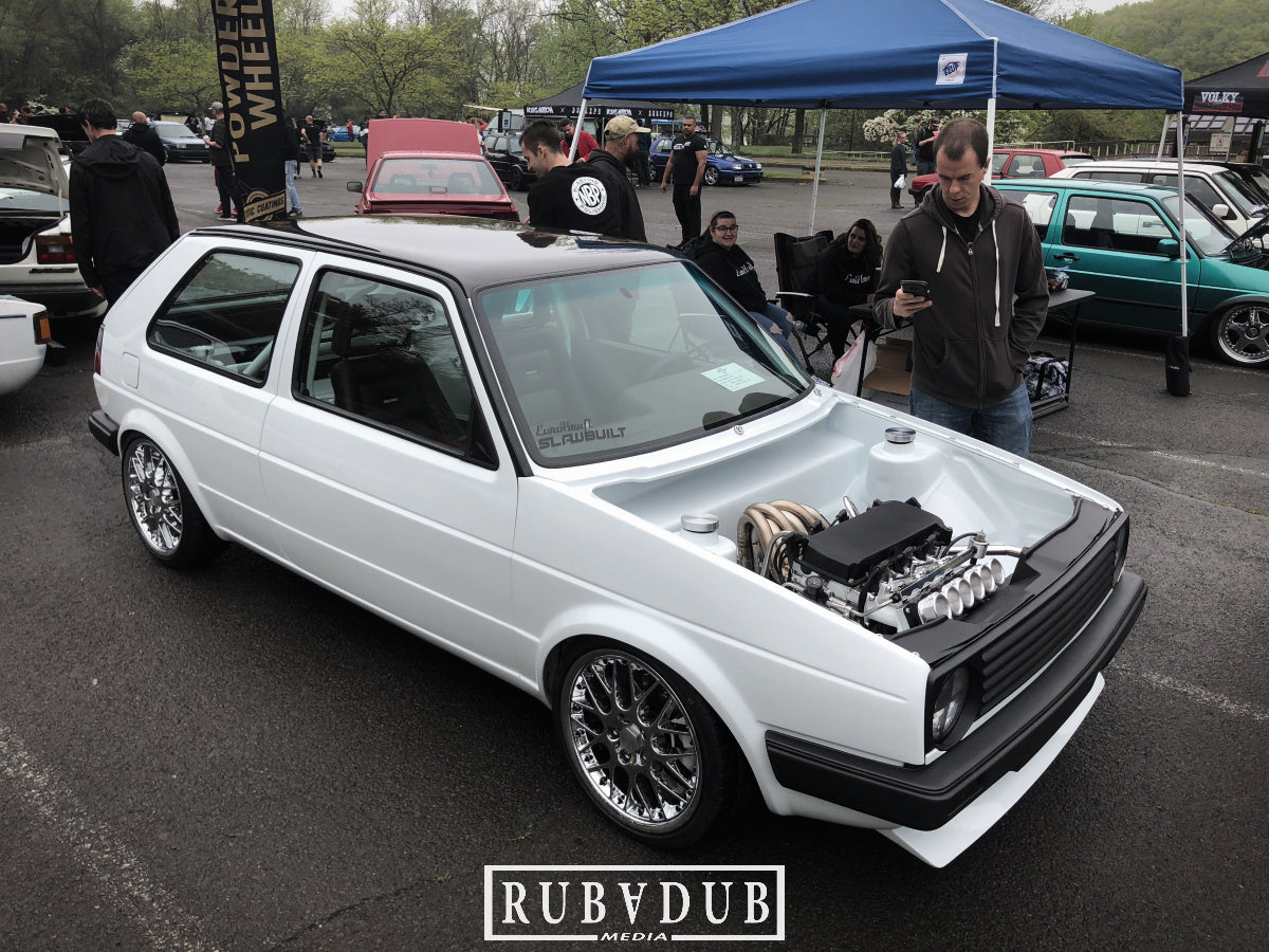 nbp nick polishing mk2 vr6 itb build
