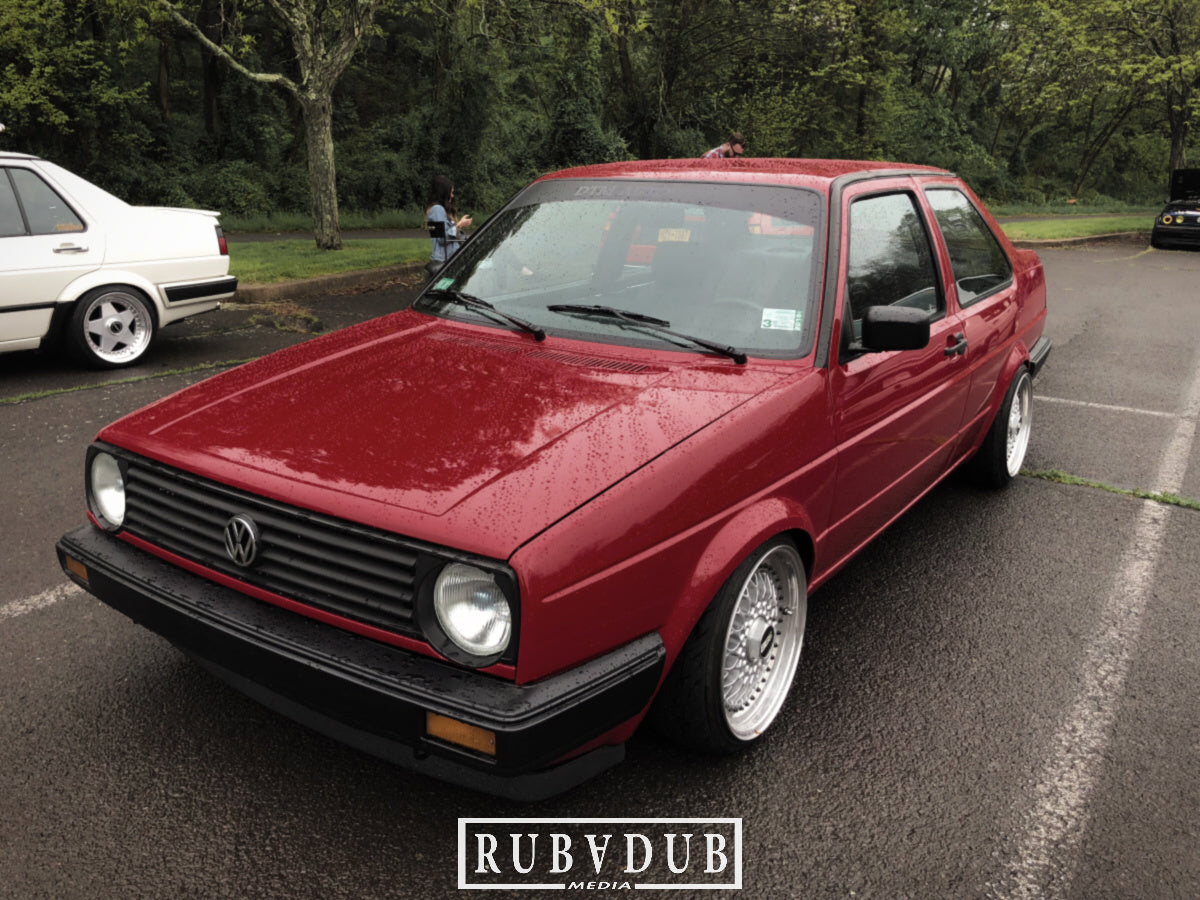 mk2 jetta single rounds swap