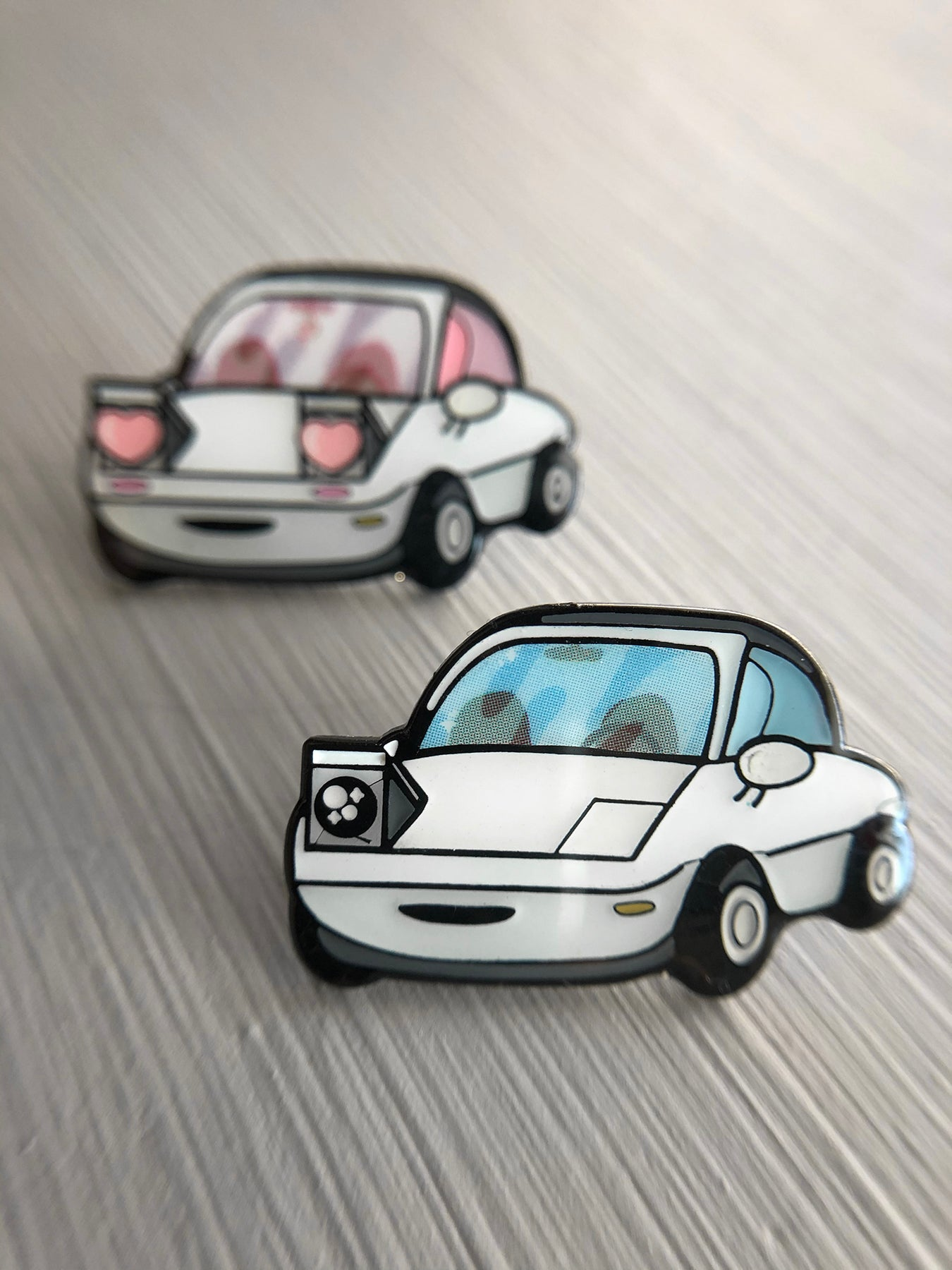 miata popups cute art