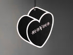 Dark Heart Air Freshener