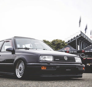 mk3 golf jetta front end conversion