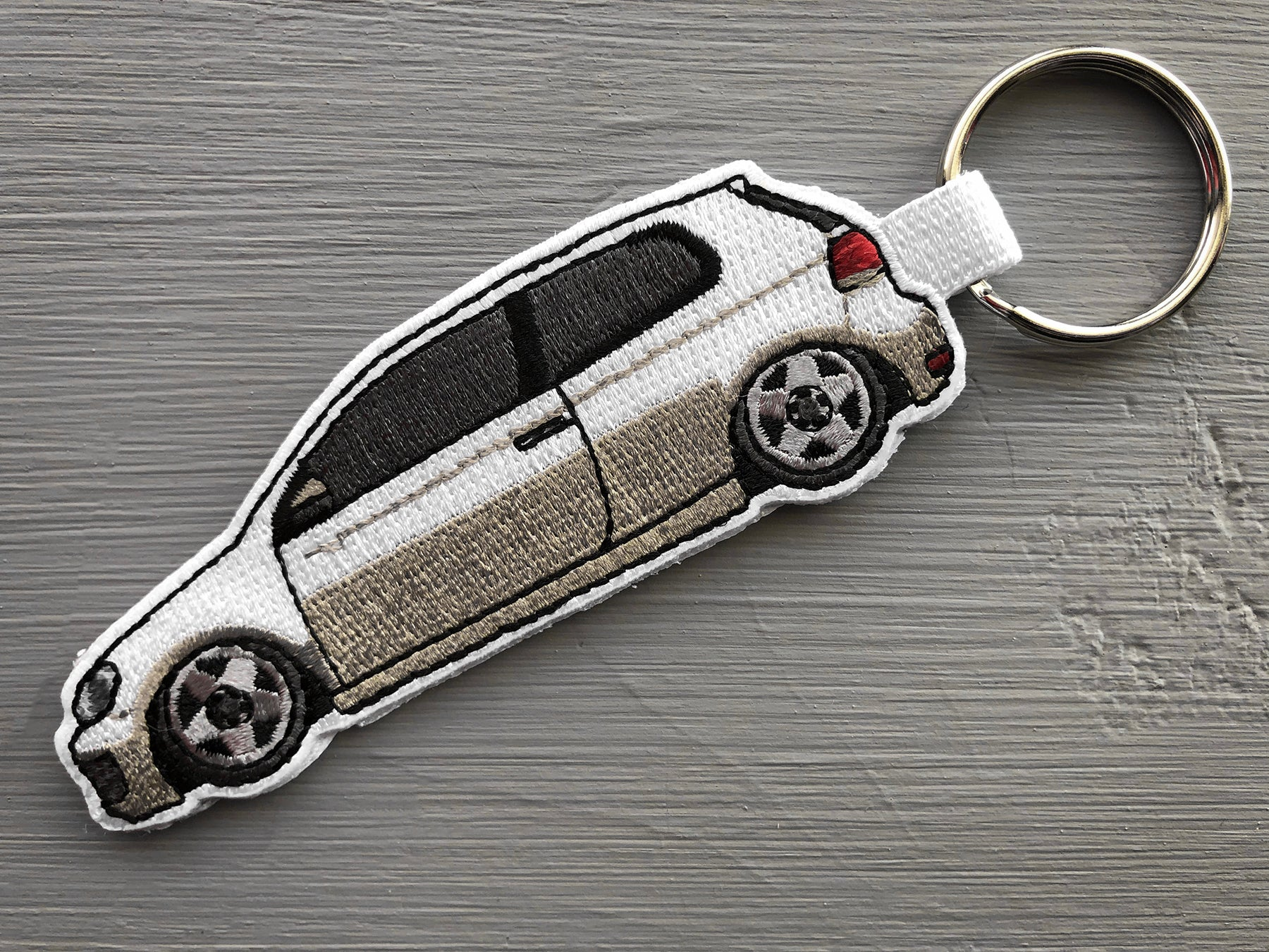 mk6 golf key chain