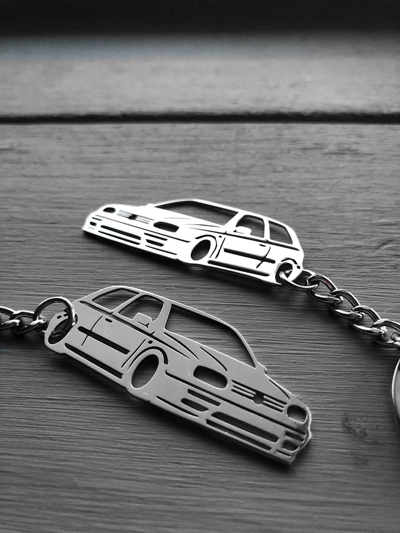 mk3 golf stance key chain