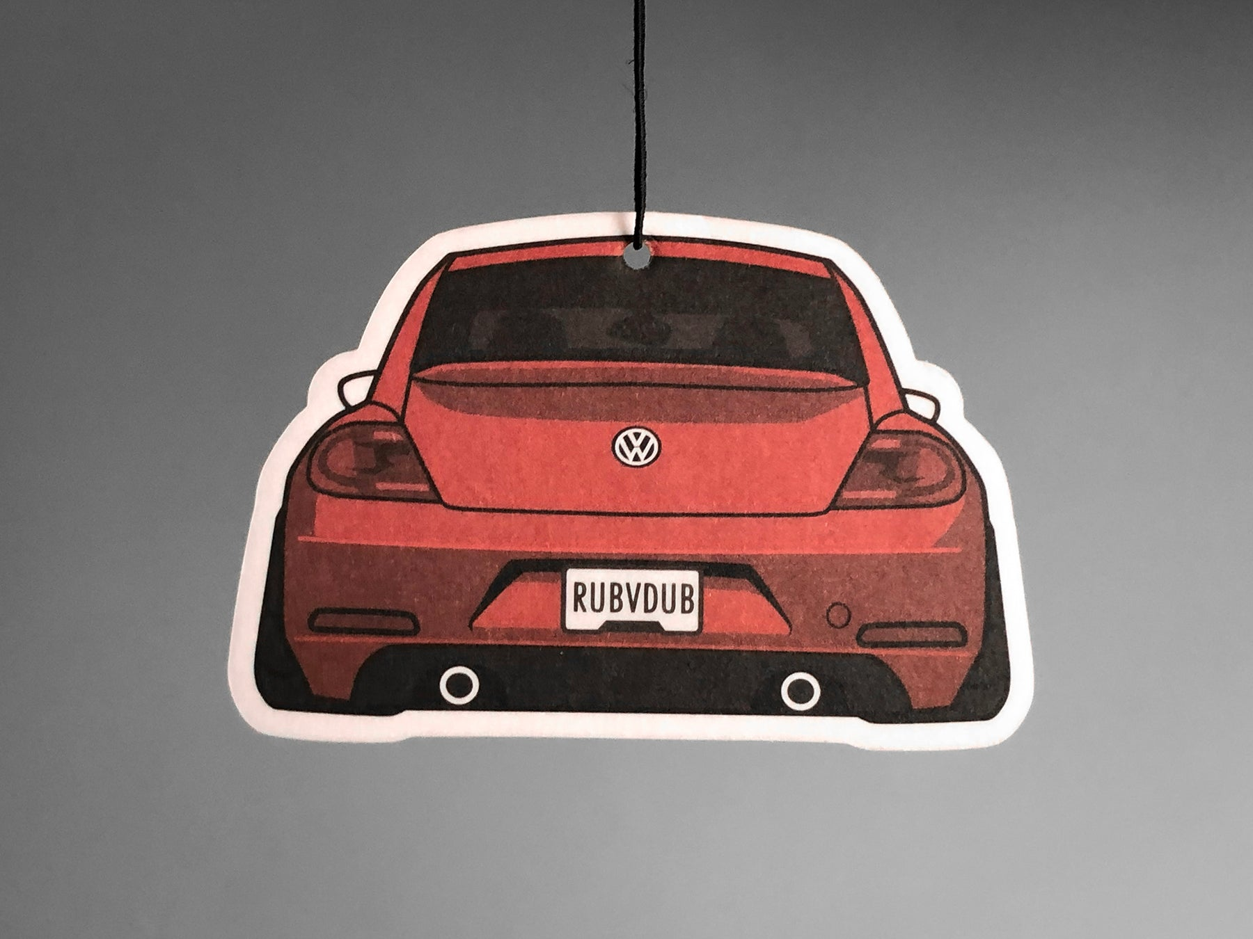 New Beetle Booty Air Freshener