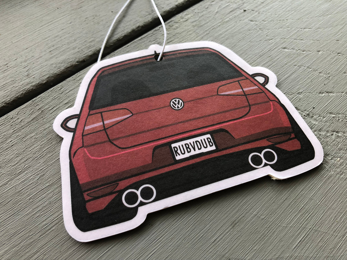 mk7 golf gti air freshener