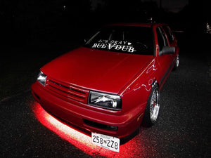 RUBVDUB Lower Banner