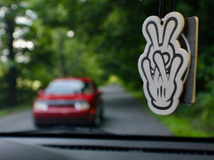 Dub Hands Air Freshener (New Scent)