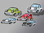 cute miata mood emoticon stickers