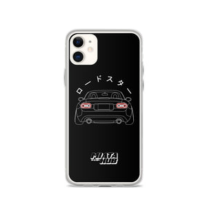 MX-5 Roadster NC iPhone Case