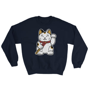 Lucky Cat Coilover Crewneck