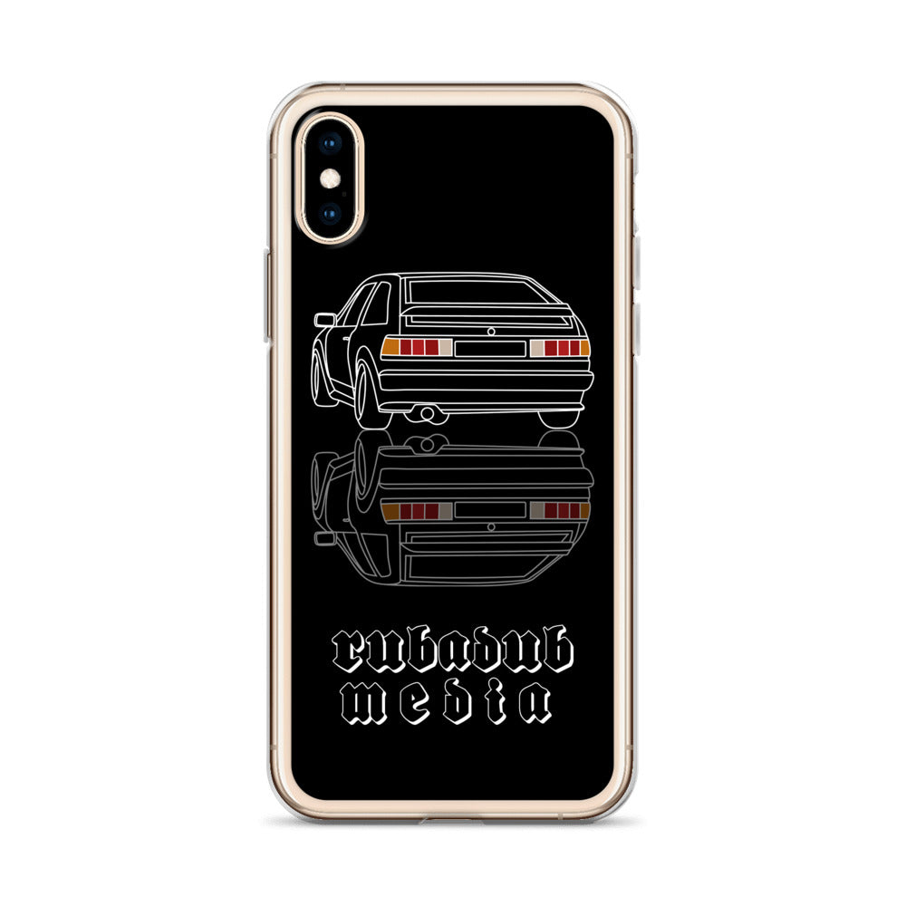 Mk2 Scirocco iPhone Case