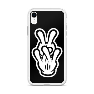VW Hands iPhone Case
