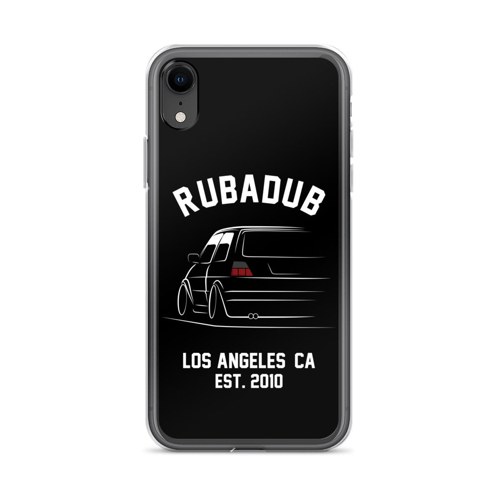 Rubadub MK2 Golf iPhone Case