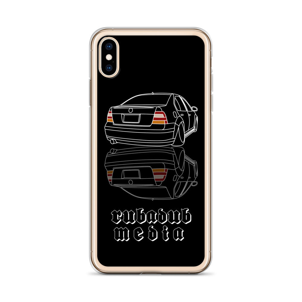 Mk4 Jetta / Bora iPhone Case