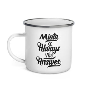 miata is always the answer product mug cup coffee
