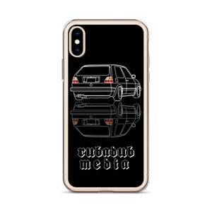 Mk2 Golf iPhone Case