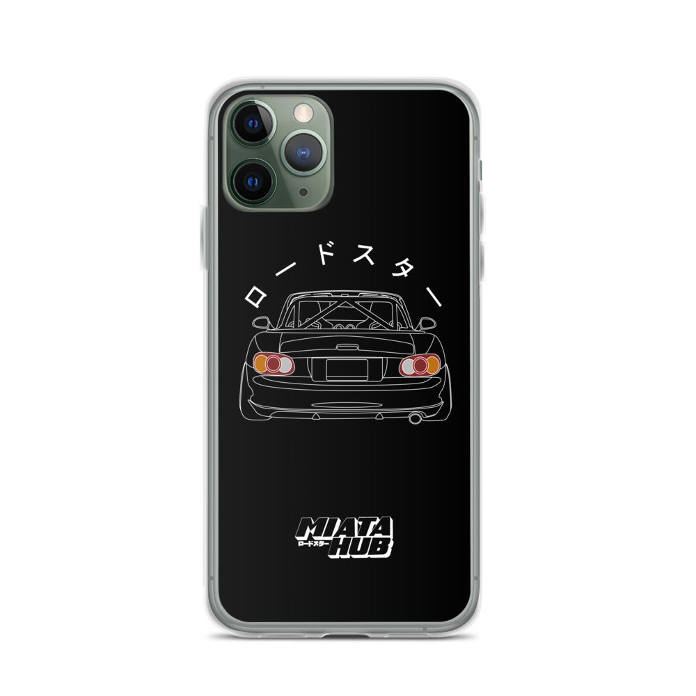 MX-5 Roadster NB iPhone Case