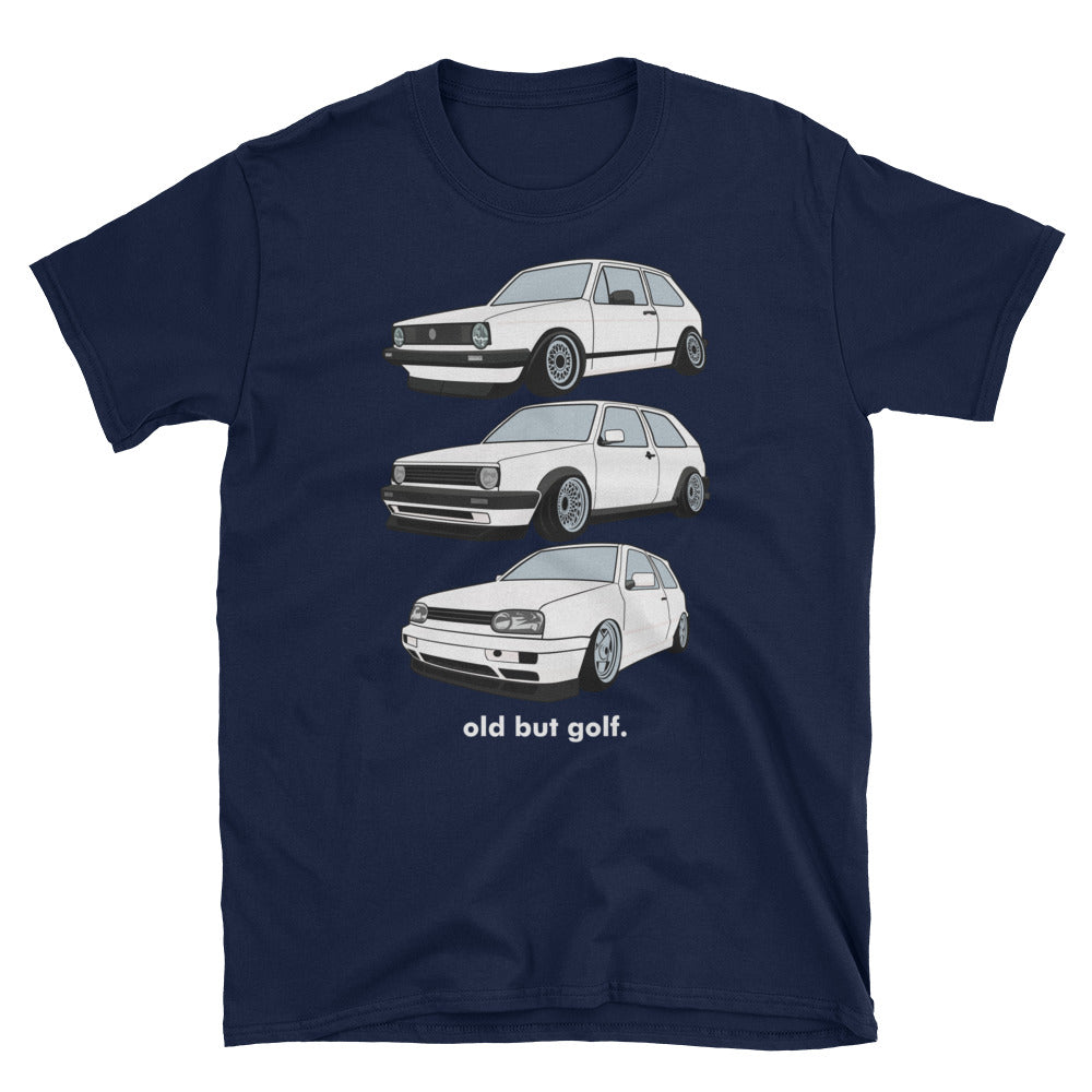 Old But Golf (MK1-3) T-Shirt