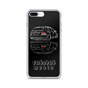 Mk6 Golf Sportwagen iPhone Case