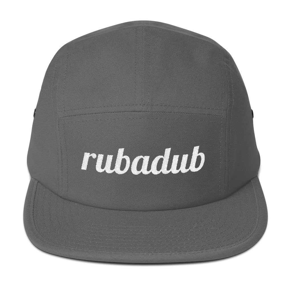 rubadub Classic Five Panel Cap