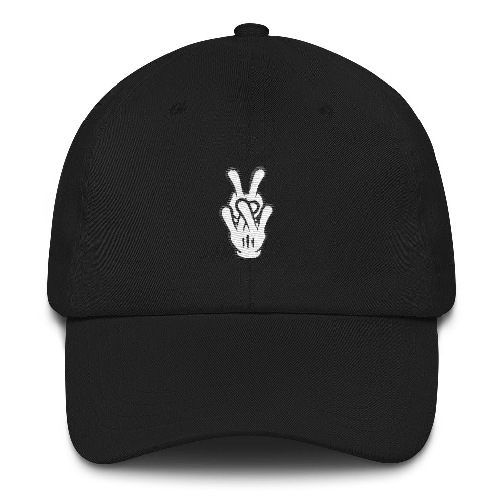 VW Hands Embroidered Dad Cap