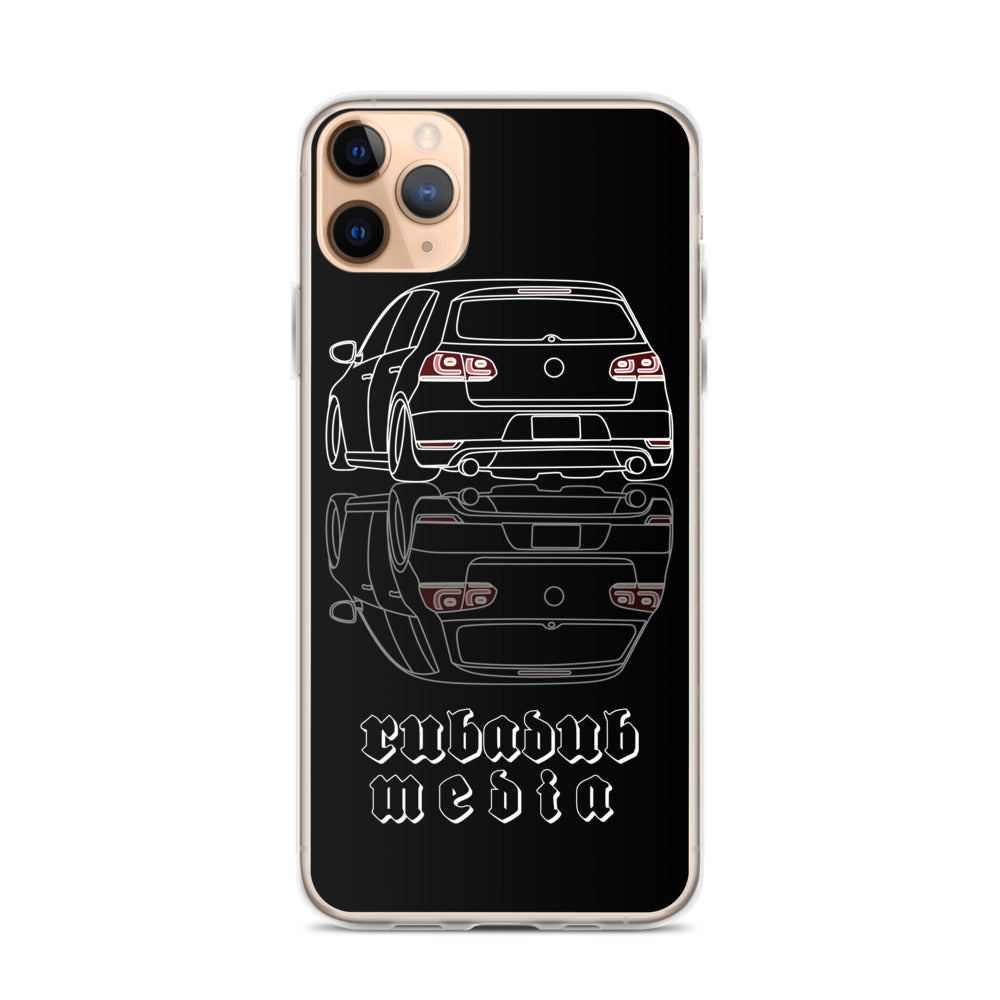 Mk6 Golf iPhone Case