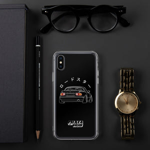 MX-5 Roadster NA iPhone Case