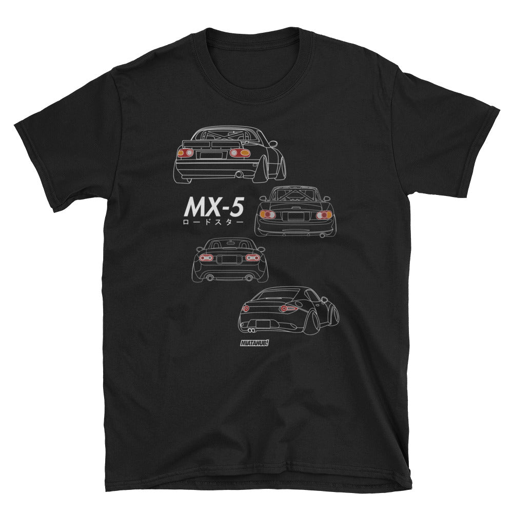 MX-5 Lifestyle T-Shirt