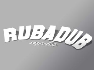 RUBADUB Arched Decal