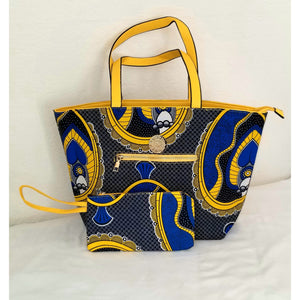 Chipo Top Handle Tote