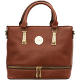 Kai Top Handle Tote - fariescollection