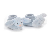 Jellycat - Bashful Bunny Booties - Pink