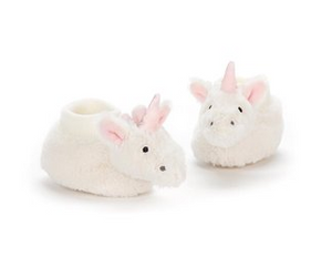 Jellycat - Bashful Unicorn Booties - 10% off, now