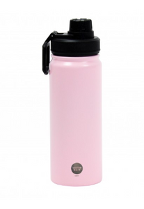 WaterMate Stainless Steel Bottle - 550ml - Pale pink - SOLD OUT