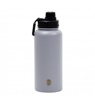 WaterMate Stainless Steel Bottle - 550ml - Grey