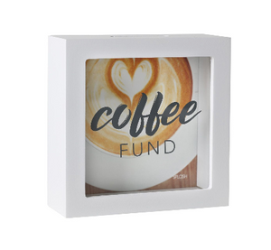 Mini change box coffee fund