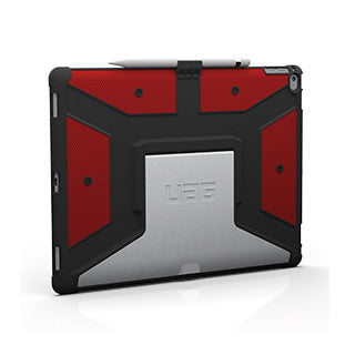 iPad Pro 12.9 UAG Magma/Black Metropolis Series case