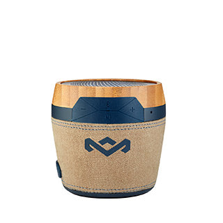 The House of Marley Navy Chant Mini Portable Bluetooth Speaker