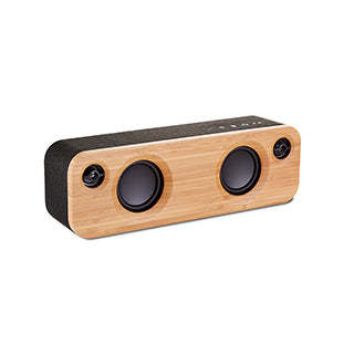 The House of Marley Signature Black Get Together Mini Bluetooth Speaker