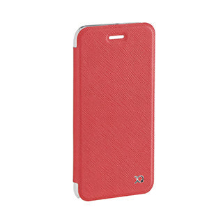 iPhone 8/7 Xqisit Red Adour Flip cover