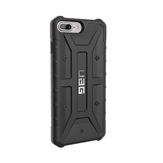 iPhone 8 Plus/7 Plus/6S Plus/6 Plus UAG Black/Black Pathfinder Series case