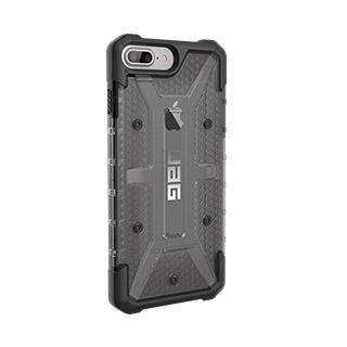 iPhone 8 Plus/7 Plus/6S Plus/6 Plus UAG Ash/Black Plasma Series case